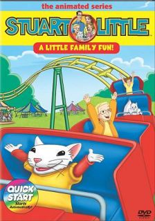Stuart Little Animated Series   A Little Family Fun DVD, 2009