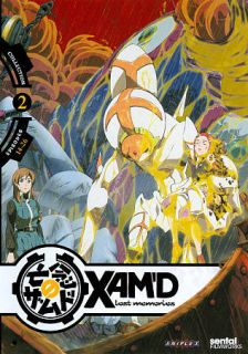 Xamd Lost Memories   Collection 2 DVD, 2010, 2 Disc Set