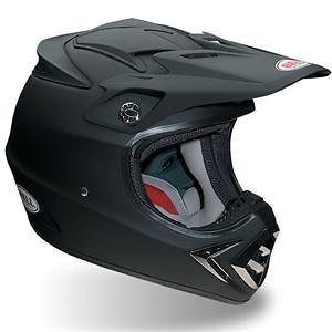 bell moto8 matte black extra extra large