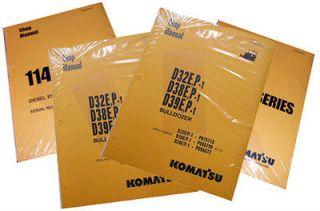 Newly listed Komatsu WA450 3 Wheel Loader Service Repair Manual #2