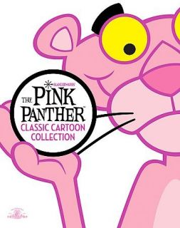 Pink Panther Classic Cartoon Collection (DVD, 2009, 5 Disc Set)