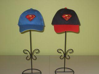 Superman Super Hero Baseball Cap Sun Ha Ages 2 o 10 years old