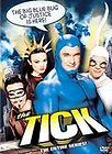 THE TICK Complete Series 2 Disc DVD Set Big Blue Bug of Justice