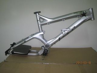 New GT SANCTION Full Suspension Frame M With FOX RP23 190MM