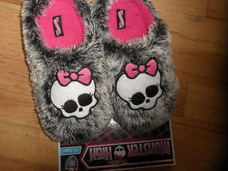 monster high slippers in Clothing,