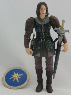 Narnia Prince Caspian Final Battle 2nd series Action Figure 6.5 D3a