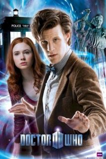 tv poster doctor who amy weeping angels matt smith dr