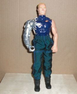 max steel psycho action figure mattel 1998 from canada time