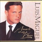 Amarte Es un Placer by Luis Miguel CD, Sep 1999, WEA Latina