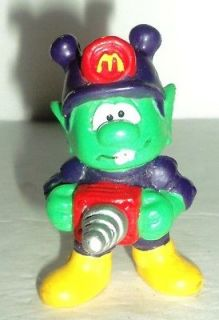 Newly listed ASTROSNIK Driller 1984 McDonalds Happy Meal Toy from