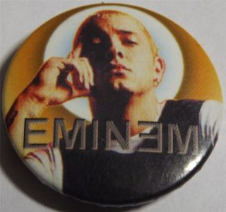 Badge Pin(25mm 1)Infinite,Encore,Relapse,Marshall Mathers#EM103