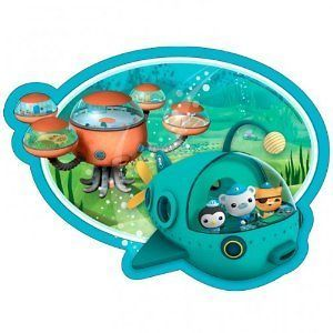 fisher price octonauts shaped party plates x 8 time left