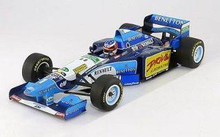 18 Minichamps Benetton Renault B195 GP France World Champion