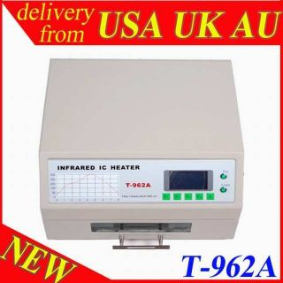 UPDATED SMD BGA INFRARED IC HEATER REFLOW WAVE OVEN STRICTLY STANDARD