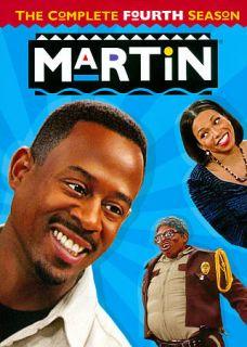 Martin The Complete Fourth Season DVD, 2010, 4 Disc Set