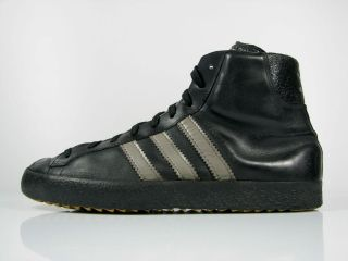 vintage ADIDAS TOP TEAM high top Trainers womens mens UK 6.5 rare OG