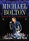 MICHAEL BOLTON LIVE AT THE ROYAL ALBERT HALL [REGION FREE] NEW DVD