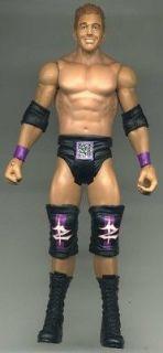 WWE Zack Ryder Mattel Basic Series 24 Loose Jakks Wrestling Action