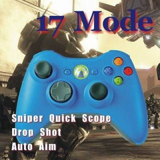 Newly listed New Quick Scope Xbox 360 Rapid Fire Modded Blue