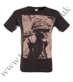 the smiths morrissey meat is murder tshirt uk seller more