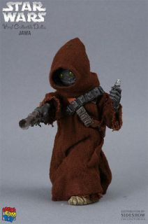 medicom vcd star wars jawa vinyl new in box 901471