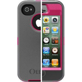 otterbox defender series hybrid case holster for iphone 4 4s