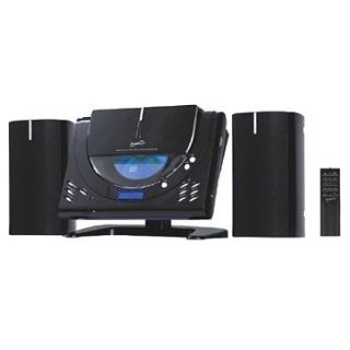 Sc 3399 Micro Cd Player With Mp3, Am/fm Radio, And Twin Speakers