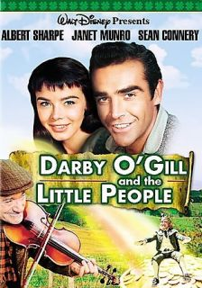 Darby OGill and the Little People in DVDs & Blu ray Discs