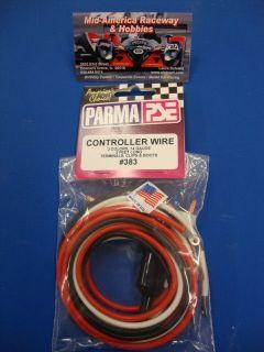 parma slot car controller wire complete set 1 24 time