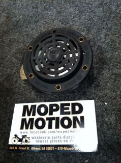 Tomos A35 12V Horn w/ Cover   Beep for Cheap @ Moped Motion