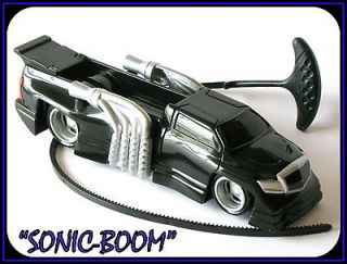 kenner ssp drag truck sonic boom w ripcord time left