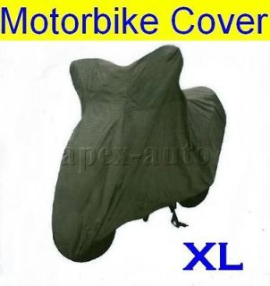 Motorbike Motorcycle Bike Rain COVER Protector Scooter Moped NEW