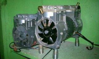 4cfm Rebuilt 2650 THOMAS VACUUM PUMP 25hg air pump compressor