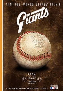 New York Giants Vintage World Series Film DVD, 2006