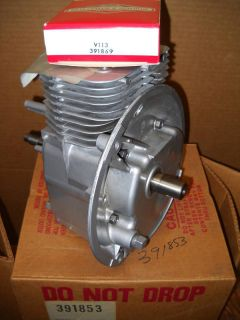 briggs stratton short block brand new no391853 v113 returns not