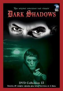 Dark Shadows   Collection 12 DVD, 2004, 4 Disc Set