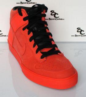 nike dunk high ac hi mens lifestyle shoes new max orange