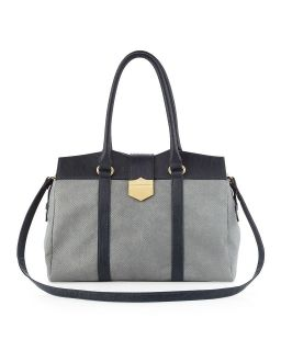 Handbags by Romeo & Juliet Couture Karalyn Colorblock Tote
