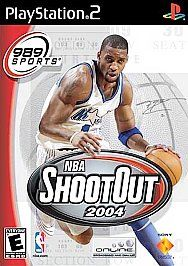 NBA ShootOut 2004 Sony PlayStation 2, 2003