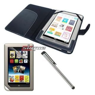 Newly listed 3in1 Accessory For Nook Color Tablet Leather Case Cover