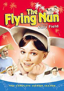 The Flying Nun   The Complete Second Season DVD, 2006, 3 Disc Set
