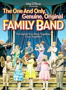 One and Only Genuine, Original Family Band DVD, 2004
