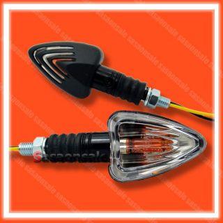 POINT   Honda CB CM CT 125 200 250 K Turn Signals Indicator   BLACK