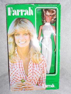 vintage 1977 farrah fawcett doll  39 95