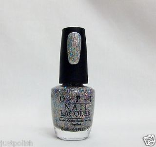 opi nail polish nicki minaj glitter save me n17 time