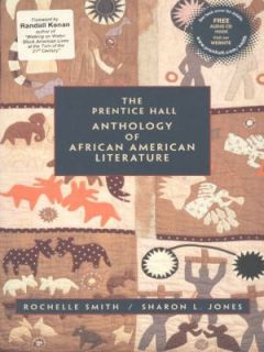 The Prentice Hall Anthology of African American Literature by Sharon L