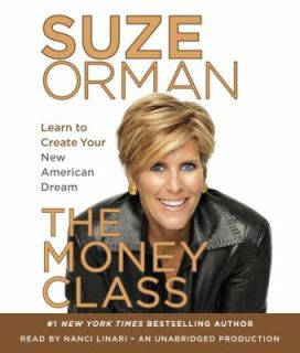 New American Dream by Suze Orman 2011, CD, Abridged, Unabridged