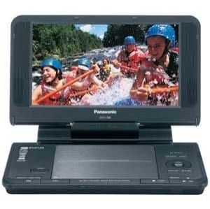 newly listed panasonic dvd ls86 portable dvd player 8 5