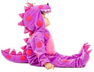Teagan the Dragon Costume Infant Toddler Princess Paradise Dinosaur