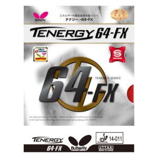 butterfly tenergy 64 fx 64 fx rubber table tennis ping